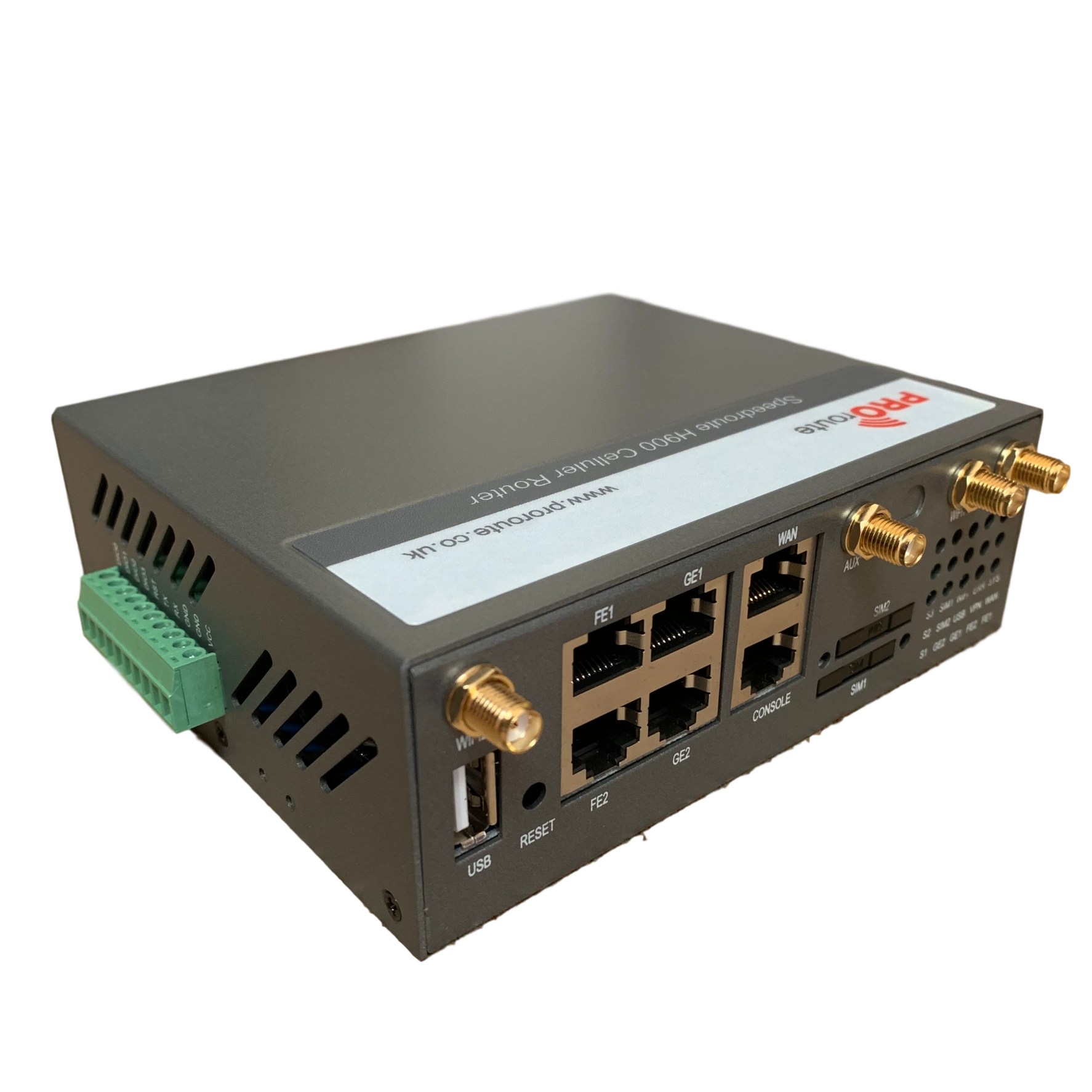 H900 CAT6 4G Router with dual band WiFi